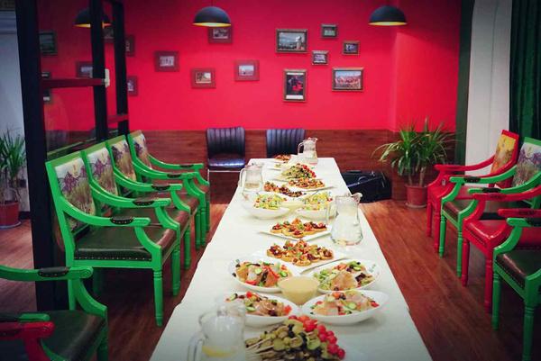 30名美食大咖齐追捧郑州首家橄榄油主题餐厅
